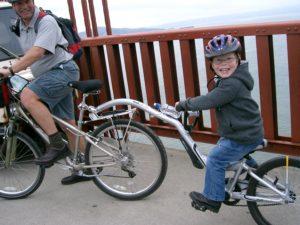 Vyrazte na kolo i s těmi nejmenšími