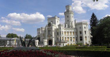 Jižní Čechy na kolech – Hluboká nad Vltavou a okolí